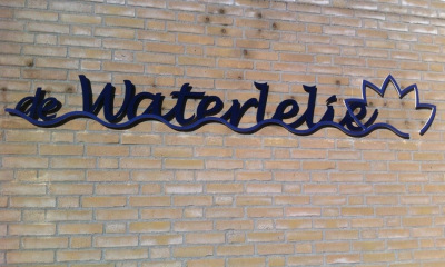 Acrylox De Waterlelie