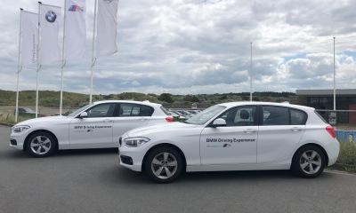 Autobeletteringen BMW Driving Experience