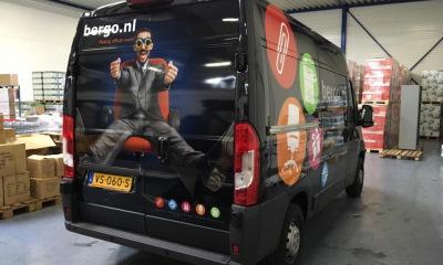 Autobelettering Bergo.nl