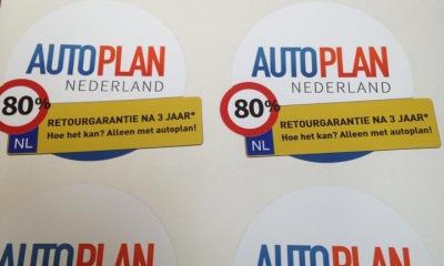 Stickers Autoplan