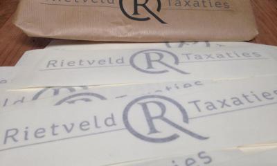 Stickers Rietveld Taxaties