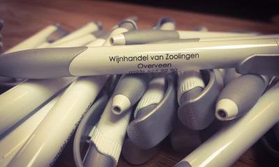 Pennen voor Wijnhandel van Zoolingen