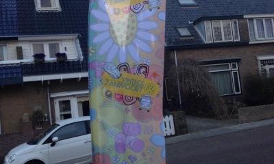 Beachflag Vintage @ Zandvoort