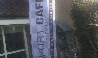 Beachflag Sport Cafe