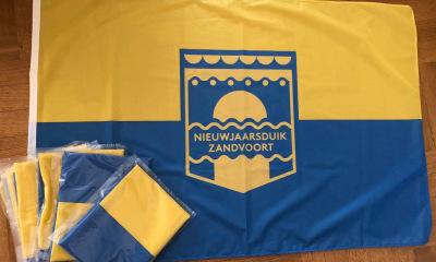 Mastvlaggen Zandvoort
