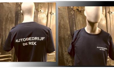 Werkkleding Autobedrijf De Rek