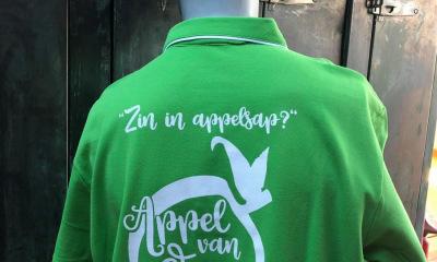 Werkkleding Appel van Opa.nl