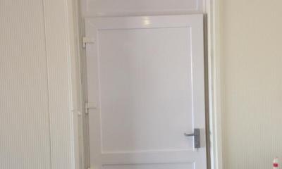 Wrap deur
